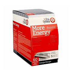 Vitafytea More Energy Booster 60 Poedersticks