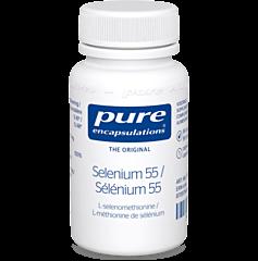 Pure Encapsulations Sélénium 55 90 Gélules