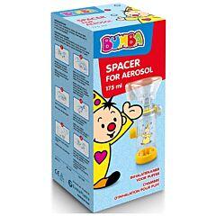 Eureka Pharma Bumba Chambre dInhalation pour Inhalateur 175ml + Masque Bébé/Enfant