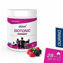 Etixx Isotonic Poeder Bosvruchten 1kg