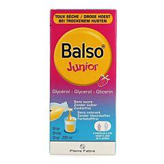Balso Junior Siroop 200ml