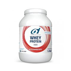 6D Sports Nutrition Whey Protein Strawberry 1kg