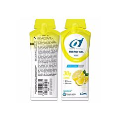 6d Sports Nutrition Energy Gel Lemon 1x40ml