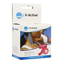 Naqi K Active Tape Pink 5,0cmx5m