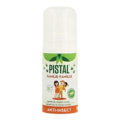 Pistal Famille Anti-Insectes Natural Roller 50ml