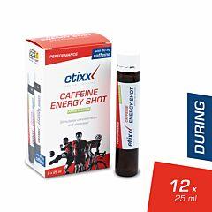 Etixx Caffeine Energy Shot 6x25ml