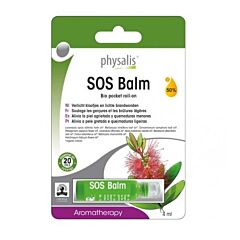 Physalis Roll-On SOS Balm Bio 4ml