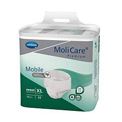 MoliCare Premium Mobile Incontinentieslip - 5 Druppels - Extra Large 14 Stuks