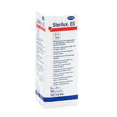 Sterilux ES Kompres 5x5cm 8 Lagen - Niet-Steriel 100 Stuks