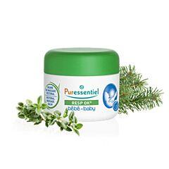 Puressentiel Respiratoire OK Baume de Massage Pectoral Bébé Pot 30ml