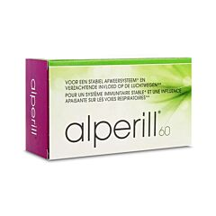 Alperill 60 Capsules NF