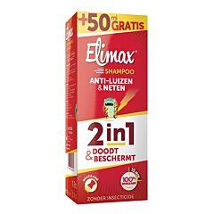 Elimax Shampoo Anti-Luizen en Neten 250ml