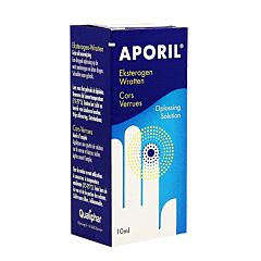 Aporil Oplossing Eksterogen Wratten 9ml