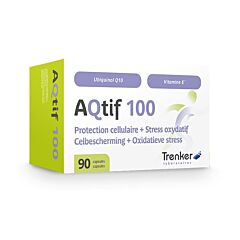 Aqtif-100 90 Capsules