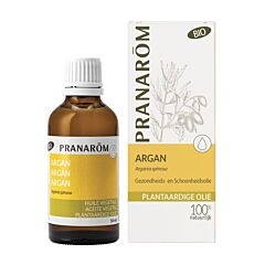Pranarôm Argan Bio Plantaardige Olie 50ml