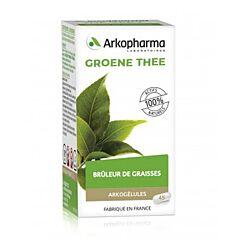 Arkopharma Arkogélules Thé Vert Brûleur de Graisses 40 Gélules