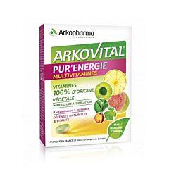 Arkovital Pure Energy 30 Tabletten