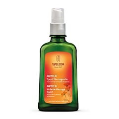 Weleda Arnica Sport Massageolie 100ml