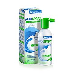 Audispray Oorhygiëne Spray Volwassenen 50ml