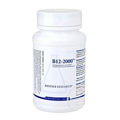 Biotics B12-2000 60 Comprimés à Sucer