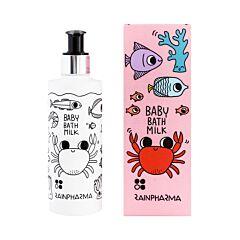RainPharma Baby Bath Milk Flacon Pompe 200ml