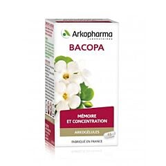 Arkocaps Bacopa Geheugen & Concentratie 45 Capsules