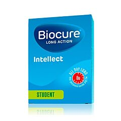 Biocure Long Action Intellect Student 40 Tabletten