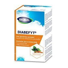 Bional Diabefyt Glycémie Normale 60 Gélules