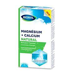 Bional Magnésium + Calcium Humeur 40 Comprimés