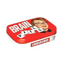 Brain Pills Bonbons à la Menthe Boîte Métalisée 15g