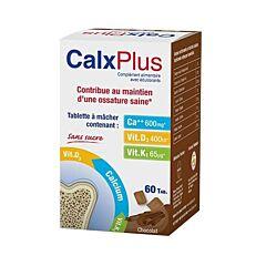 CalxPlus Chocolade 60 Tabletten