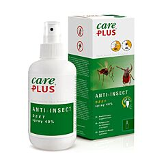 Care Plus Anti-Insect DEET Spray 40% 200ml