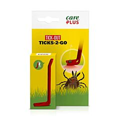 Care Plus Tick-Out Ticks 2 Go Tekentang 1 Stuk