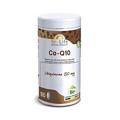 Be-Life Co-Q10 Ubiquinone 50mg 180 Gélules