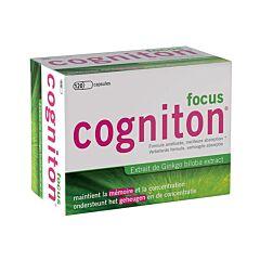 Cogniton Focus Mémoire & Concentration 120 Gélules