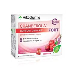 Cranberola Fort Urinair Comfort 14 Zakjes