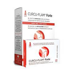 Curcu-Flam Forte PROMO 120 + 20 Capsules GRATIS