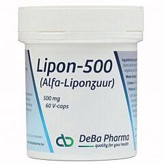 Deba Pharma Lipon-500 60 V-Capsules