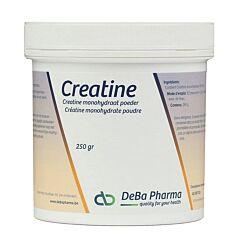 Deba Pharma Creatine Monohydraat Oplosbaar Poeder 250g