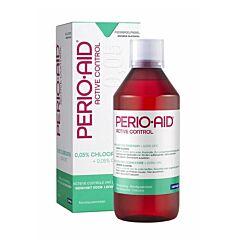 Perio-Aid Active Control Bain de Bouche Flacon 500ml