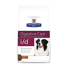 Hills Prescription Diet Digestive Care I/D Hondenvoer Kip 12kg