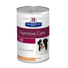 Hills Prescription Diet Canine Digestive Care i/d à la Dinde 360g