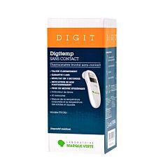 Digitemp Thermomètre Frontal Sans Contact 1 Pièce