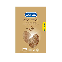 Durex Real Feel Condooms 20 Stuks