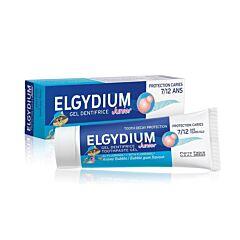 Elgydium Junior Bubblegum Tandpasta 50ml