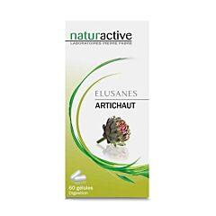 Naturactive Elusanes Artichaut 60 Gélules NF