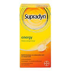 Supradyn Energy Coenzyme Q10 30 Comprimés Effervescents