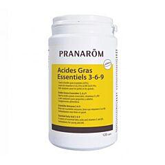 Pranarôm Acides Gras Essentiels 3-6-9 120 Gélules