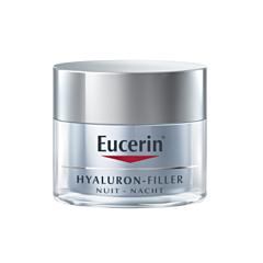 Eucerin Hyaluron-Filler Crème de Nuit Anti-Rides Pot 50ml