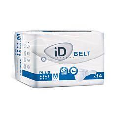 iD Expert Belt Plus Changes avec Ceintures - Taille M - 14 Pièces